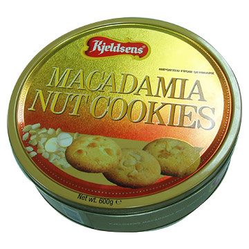 Biscuit Cans