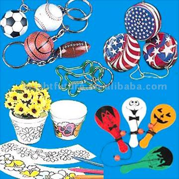 Key Chain, Games, Crafts Kits