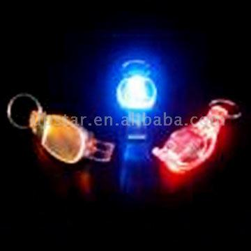 Flashing Bottle Openers