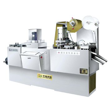 Flat Plate Automatic Blister Packing Machines