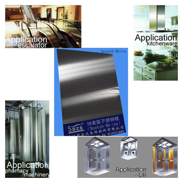 Stainless Steel Sheet (SB)