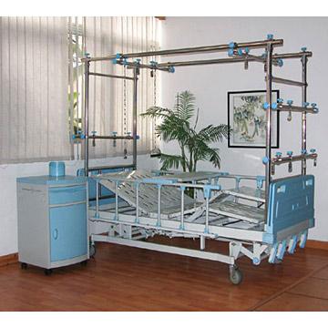 Orthopedics Traction Beds