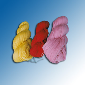 Mercerized Knitting Yarn