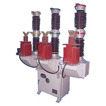 High Voltage Outdoor Vacuum Breaker