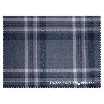 Wool Worsted Fabrics