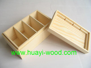 Wood Tea Box, Wooden Boxes