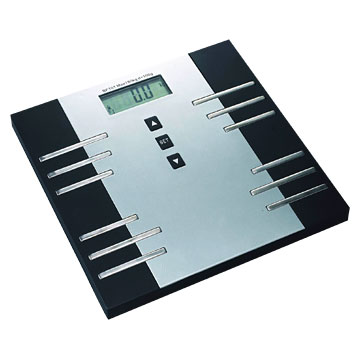 Electronic Personal Body Fat Scales