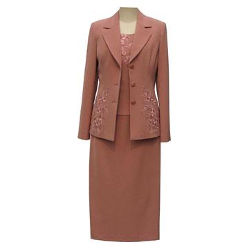 Jacket, Vest & Skirt