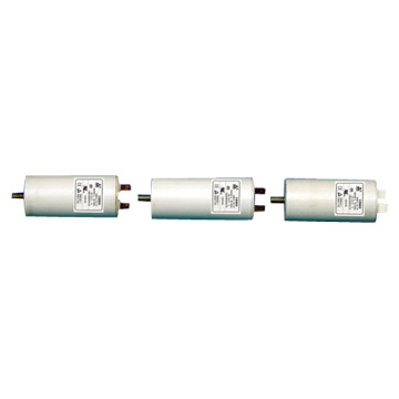 metalized film capacitor