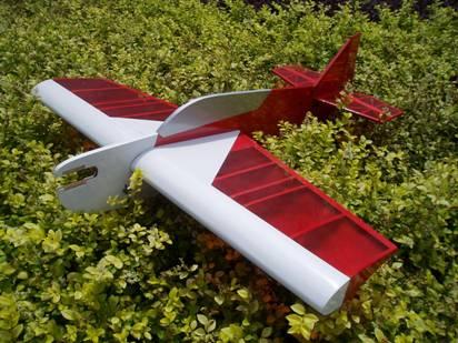 Arf Ec Model Plane ( F3d Pr)