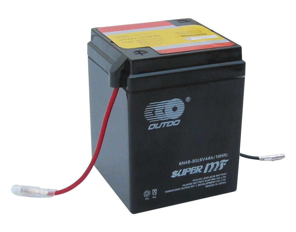 SLA MF Motorcycle Battery