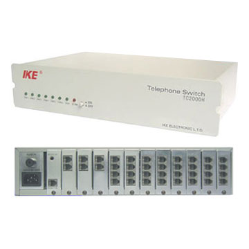Telephone Switch (PABX)