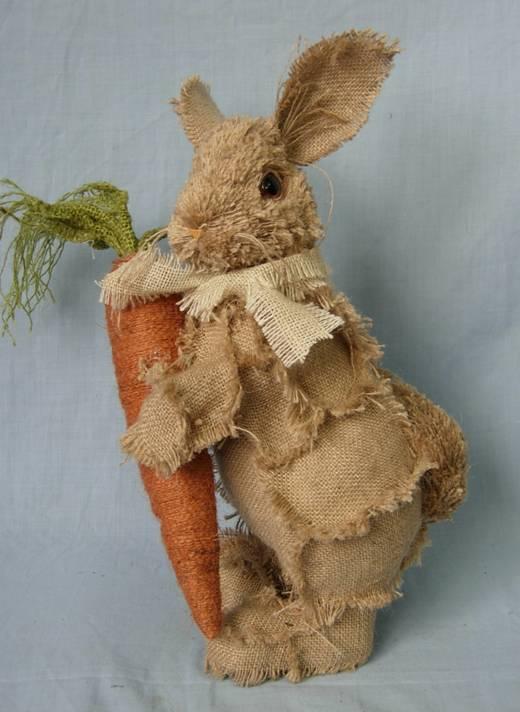 Organic Garden Bunny