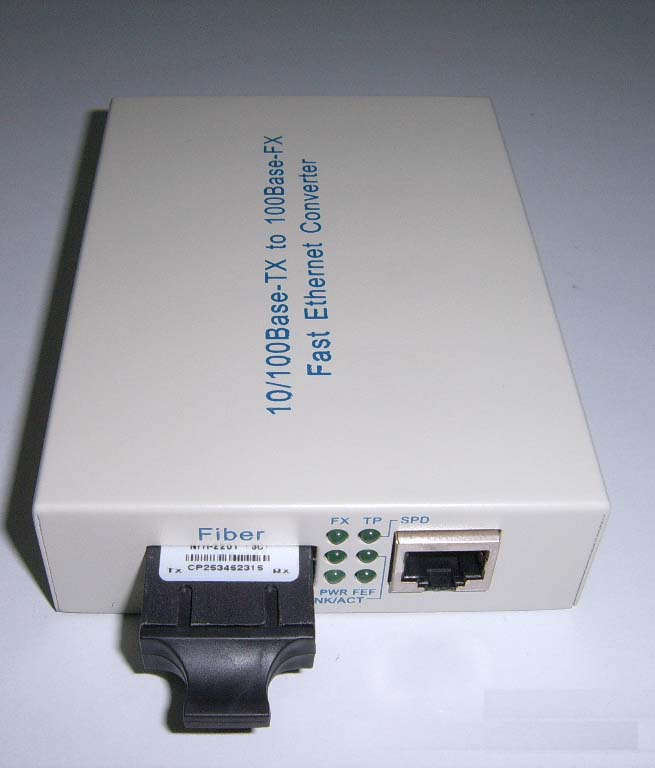 APT-103SL34OC Fiber optic media converter