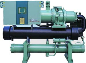 Scew Type Water Cooled Chiller/water Chiller/heat Pump