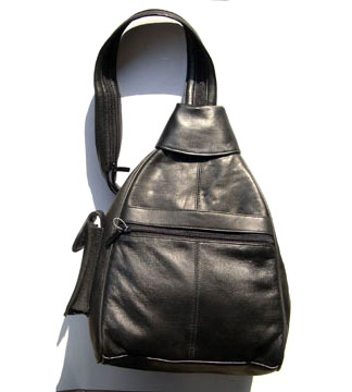 Cutpiece Lambskin Backpack