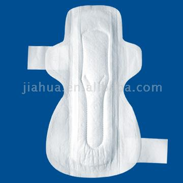 Cotton Cover Sanitary Napkin