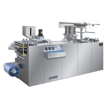 injection/ ampoule blister packing machine