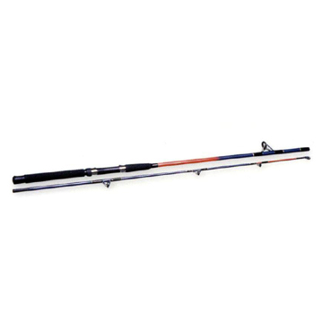 Two-Piece Spinning Rods