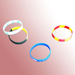 Soft Silicone Wristbands