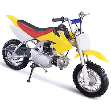 Four Stroke Dirt Bike
