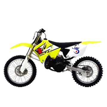 Two Stroke Dirt Bike