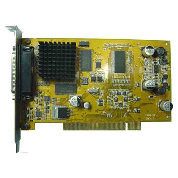 Hardware Compression DVR Card