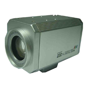 Color Zoom Camera Color Zoom Camera