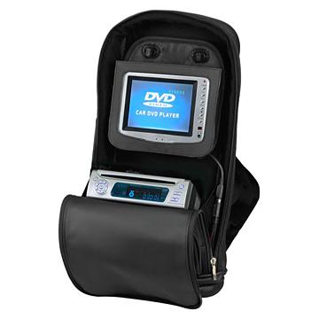 Car DVD, VCD, CD, MP3 Player