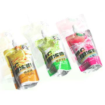 Vitamin C Jelly Drinks
