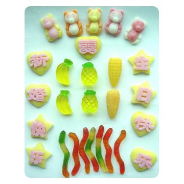 Soft Jelly Candys