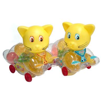 Cat Pack Jellys