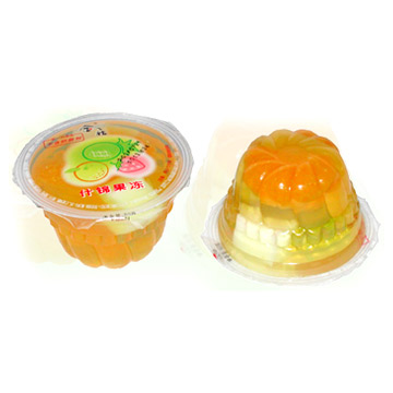 Mixed Fruit Pulp Jellys