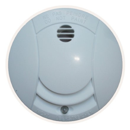Photoelectronic Smoke Detector