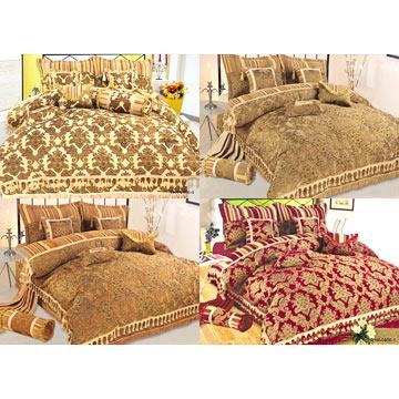 Jacquard Comforter Sets
