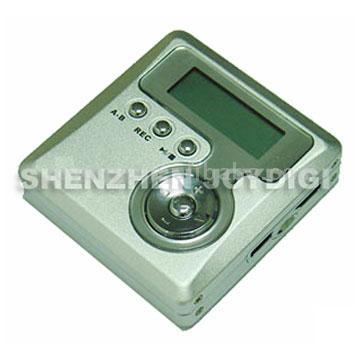 Card MP3 Players