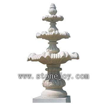 Garden Tier Water Fountain