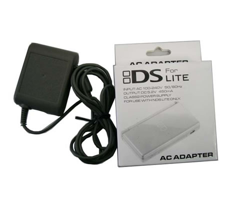 NDS Lite AC Adapter