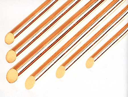 copper ground rod