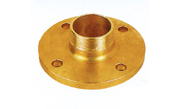 Full Copper Male Flange