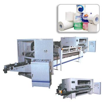 Toilet Roll Automatic Production Lines