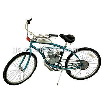 gasoline motor for bicycle