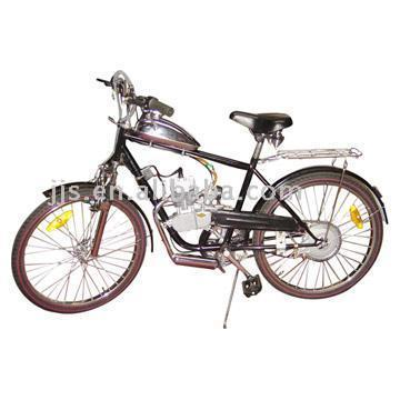 gasoline powered bicycle