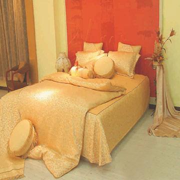 12pcs Jacquard Bedding Sets