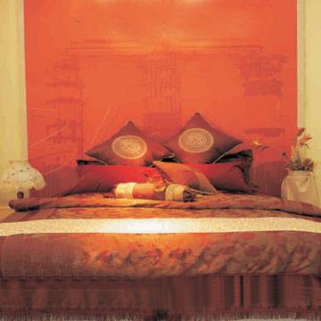 11pcs Jacquard Bedding Sets
