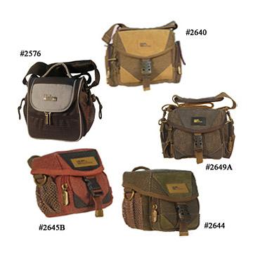 Bigger Camera Bags