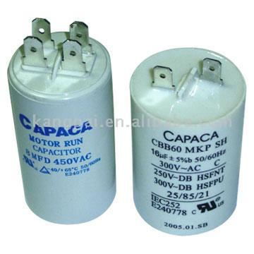 ac metallized polypropylene capacitor