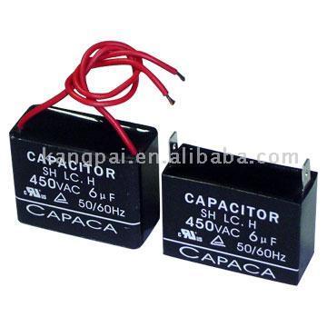 running motor capacitor