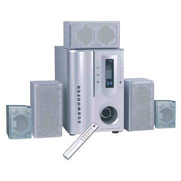 5.1ch Home Theater Speakers