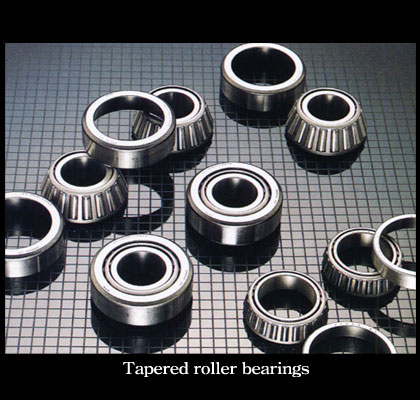 Tapered Roller Bearing in Metric,Metric Roller Bearing